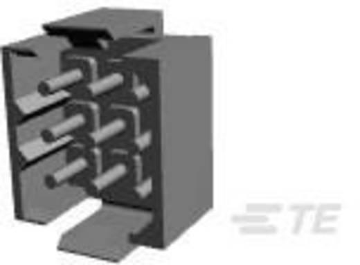 Stiftgehäuse-Platine Metrimate Polzahl Gesamt 9 TE Connectivity 207441-8 Rastermaß: 5 mm 1 St.