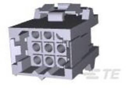 TE Connectivity Stiftgehäuse-Kabel Metrimate Polzahl Gesamt 9 Rastermaß: 5 mm 207440-1 1 St.