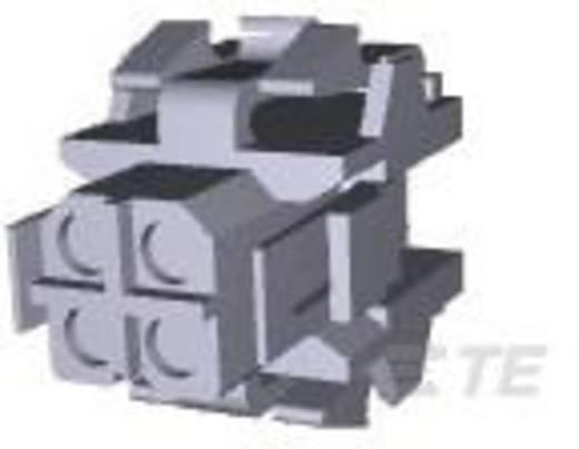 TE Connectivity Buchsengehäuse-Kabel Metrimate Polzahl Gesamt 12 Rastermaß: 5 mm 207017-1 1 St.