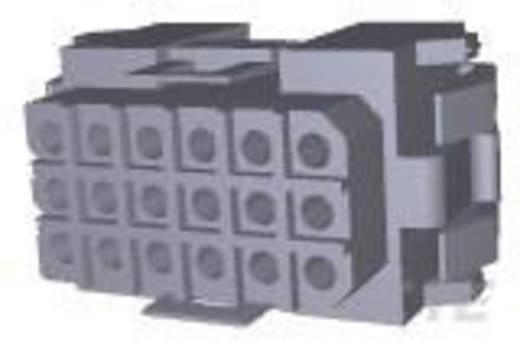 Buchsengehäuse-Kabel Metrimate Polzahl Gesamt 18 TE Connectivity 207442-1 Rastermaß: 5 mm 1 St.