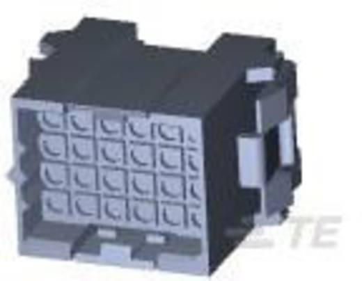 Stiftgehäuse-Kabel Metrimate Polzahl Gesamt 24 TE Connectivity 207305-1 Rastermaß: 5 mm 1 St.