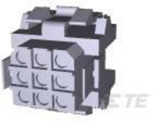 Buchsengehäuse-Kabel Metrimate Polzahl Gesamt 9 TE Connectivity 207439-1 Rastermaß: 5 mm 1 St.
