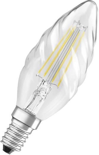 OSRAM LED E14 Kerzenform gedreht 4 W = 40 W Warmweiß (Ø x L) 35 mm x 97 mm EEK: A++ Filament 1 St.