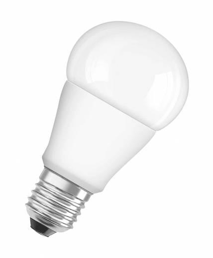OSRAM LED E27 Glühlampenform 5 W = 40 W Neutralweiß (Ø x L) 57 mm x 110 mm EEK: A+ 1 St.