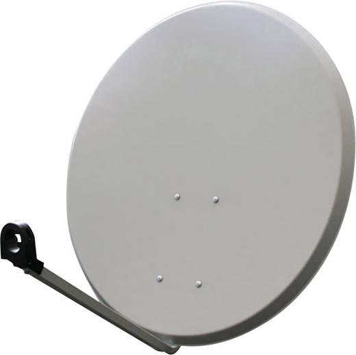 SAT Antenne 80 cm Smart SEC80SG Reflektormaterial: Stahl Hellgrau