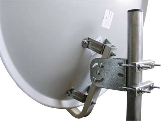 Smart SEC60SG SAT Antenne 60 cm Reflektormaterial: Stahl Hellgrau
