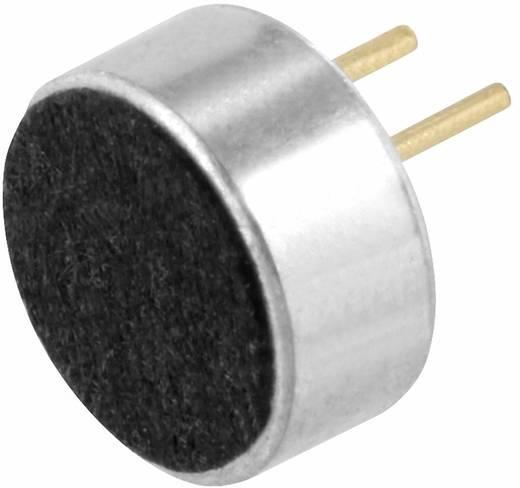 Mikrofon-Kapsel 1 - 10 V Frequenz-Bereich=20 bis 16000 Hz MK602762PC