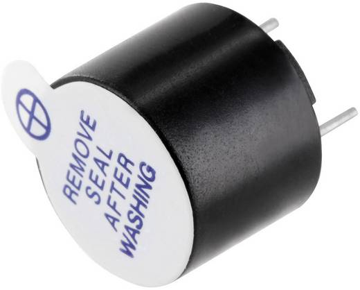 Miniatur Summer 85 dB 3 V DCS123 12 mm x 9.5 mm Inhalt: 1 St.