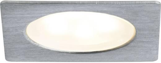 Paulmann Micor Line Mini 93587 LED-Einbauleuchte 5er Set 2 W Warm-Weiß Eisen (gebürstet)