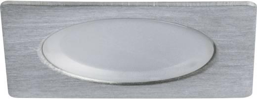 LED-Einbauleuchte 5er Set 2 W Warm-Weiß Paulmann Micor Line Mini 93587 Eisen (gebürstet)