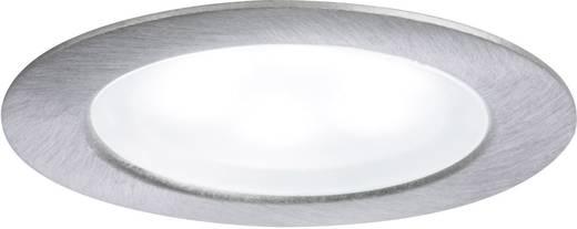 LED-Einbauleuchte 5er Set 2 W Tageslicht-Weiß Paulmann Micor Line Mini 93588 Eisen (gebürstet)