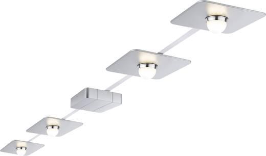 Aufbau-Lichtsystem LED fest eingebaut 40 W LED Paulmann 95224 Chrom (matt)