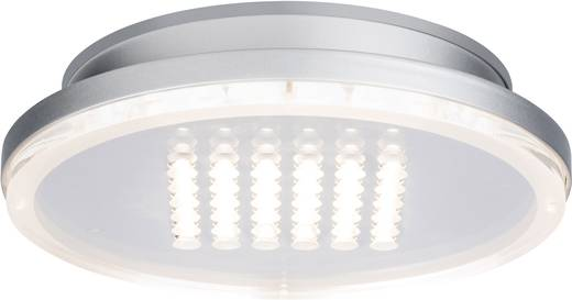 LED-Panel 10 W Warm-Weiß Paulmann Shower 92790 Chrom (matt)