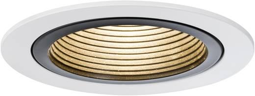 LED-Einbauleuchte 3er Set 16.8 W Warm-Weiß Paulmann Daz 92702 Weiß