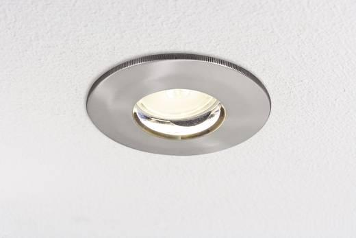 Einbauleuchte 3er Set LED GU5.3 12 W Paulmann 99461 Premium Line Eisen (gebürstet)
