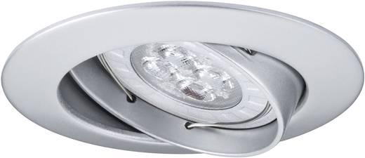 Einbauleuchte 3er Set LED GU10 10.5 W Paulmann 92516 Premium Line Chrom (matt)