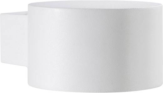 LED-Außenwandleuchte 2.4 W Warm-Weiß Paulmann Ambient 93811 Weiß