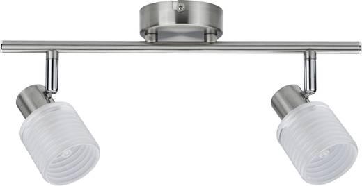 Deckenstrahler LED G9 4.4 W Paulmann Helix 60199 Nickel (gebürstet)