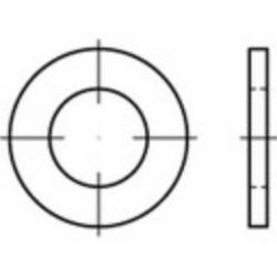 Rondelle TOOLCRAFT 146185 N/A Ø intérieur: 26 mm acier galvanisé 100 pc(s)