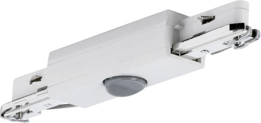 Hochvolt-Schienensystem-Komponente Schienenschalter Paulmann 95311 Weiß