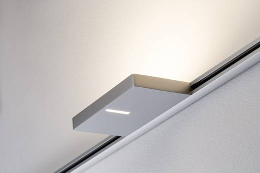 hochvolt schienensystem leuchte urail led fest eingebaut 16 w led paulmann case chrom matt. Black Bedroom Furniture Sets. Home Design Ideas