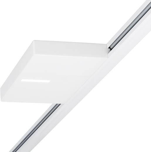 Hochvolt-Schienensystem-Leuchte URail LED fest eingebaut 16 W LED Paulmann Case Weiß