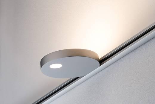 paulmann salto hochvolt schienensystem leuchte urail led fest eingebaut 16 w led chrom matt kaufen. Black Bedroom Furniture Sets. Home Design Ideas