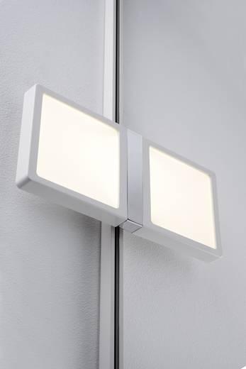 Schienen-Komplett-System URail LED fest eingebaut 8 W LED Paulmann Panel Double