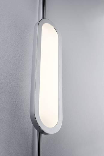 hochvolt schienensystem leuchte urail led fest eingebaut 7 w led paulmann panel loop chrom matt. Black Bedroom Furniture Sets. Home Design Ideas