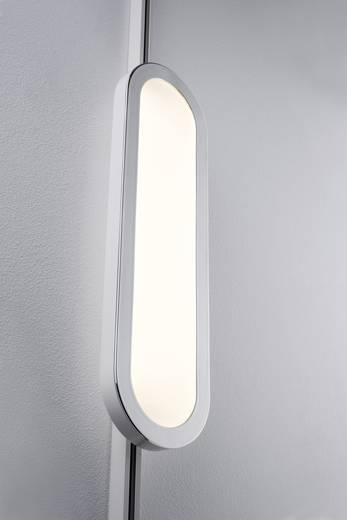 Hochvolt-Schienensystem-Leuchte URail LED fest eingebaut 7 W LED Paulmann Panel Loop Weiß