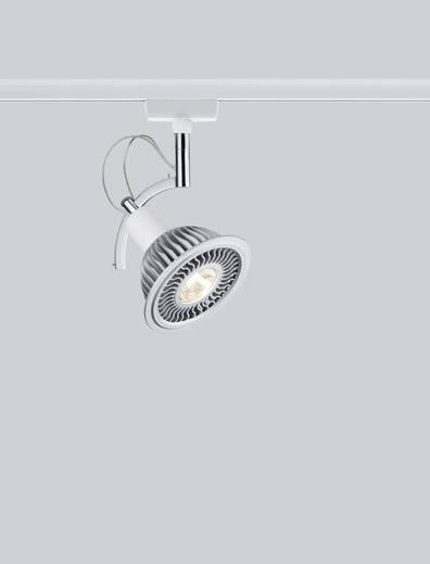 Hochvolt-Schienensystem-Leuchte URail GU10 11 W LED Paulmann Roncalli Weiß