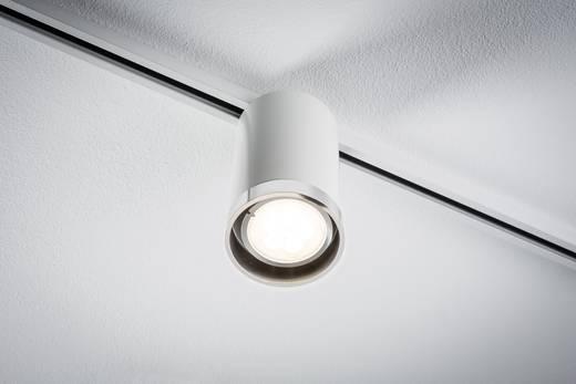 Hochvolt-Schienensystem-Leuchte URail GU10 6.5 W LED Paulmann Tube Weiß
