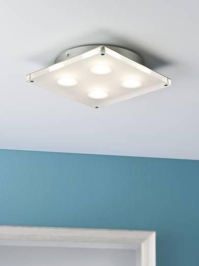 LED-Bad-Deckenleuchte 18 W Warm-Weiß Paulmann 70508 Minor Satin
