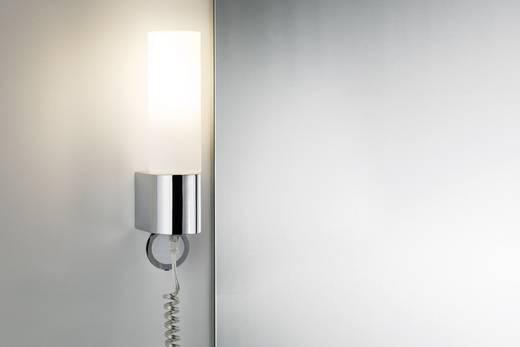 LED-Bad-Wandleuchte 4.5 W Warm-Weiß Paulmann 70607 Elektra Chrom, Opal