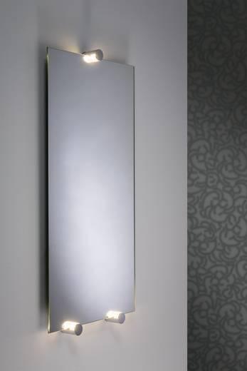 LED-Spiegelleuchte 7.2 W Warm-Weiß Paulmann Navi 70611 Chrom