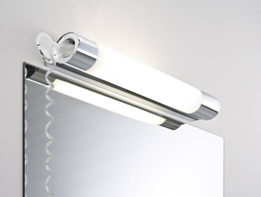 spiegelleuchte leuchtstofflampe g5 8 w paulmann orgon 70362 chrom kaufen. Black Bedroom Furniture Sets. Home Design Ideas