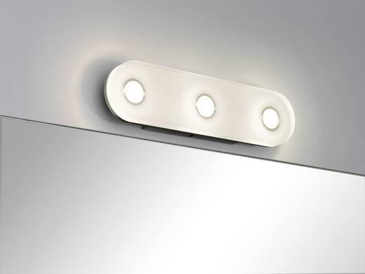 LED-Spiegelleuchte 13.5 W Warm-Weiß Paulmann theta 70427 Aluminium