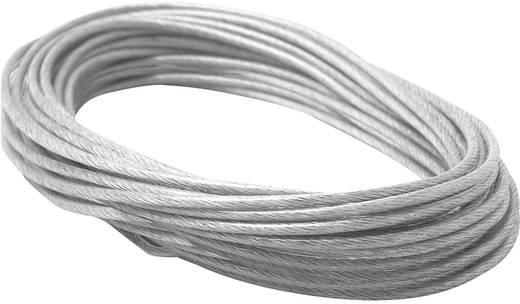 Niedervolt-Seilsystem-Komponente Spannseil Paulmann 979069 Klar