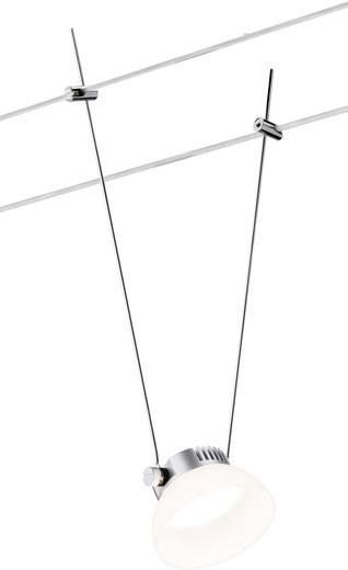 Niedervolt-Seilsystem-Leuchte Universell LED fest eingebaut 4 W LED Paulmann IceLED I Chrom (matt)