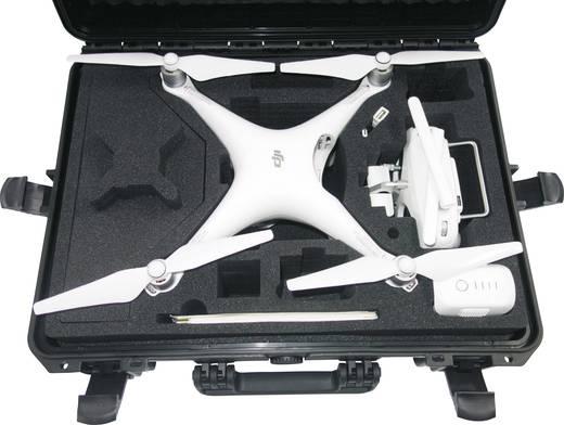 reely multicopter tragekoffer passend f r dji phantom 4. Black Bedroom Furniture Sets. Home Design Ideas