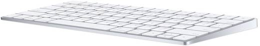 Apple Magic Keyboard Bluetooth-Tastatur Silber, Weiß Wiederaufladbar