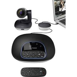 Full HD webkamera Logitech GROUP, stojánek