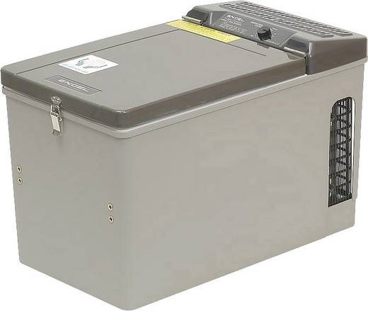Kühlbox MT17-F 12 V, 24 V, 230 V Grau 15 l EEK=A+ Engel