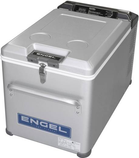 Kühlbox Kompressor MT35-F 12 V, 24 V, 230 V Grau 32 l EEK=A+ Engel