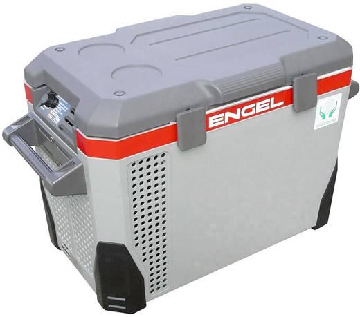 Engel MR040 Kühlbox Kompressor 12 V, 24 V, 230 V Grau 40 l EEK=A+