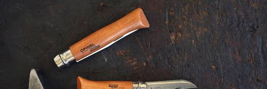 Taschenmesser Opinel No12 254012 Holz, Chrom