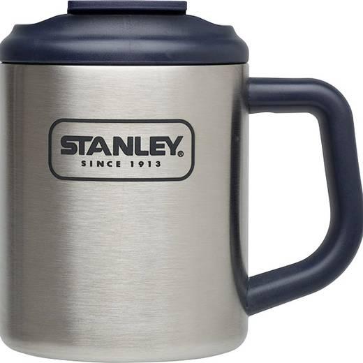 Stanley by Black & Decker Thermobecher Edelstahl, Dunkelblau 473 ml 10-01701-002