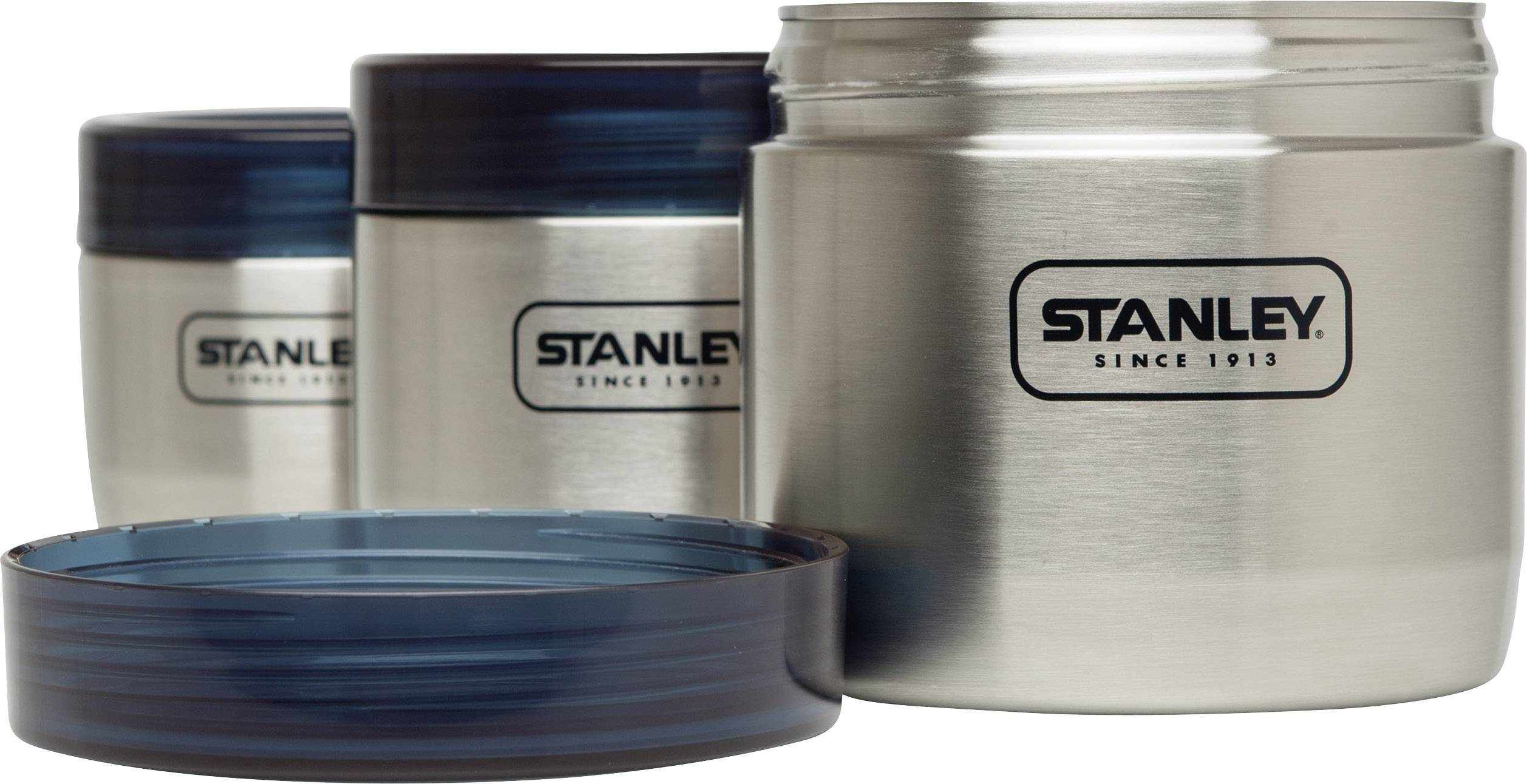 Outdoorküche Camping Club : Stanley camping speisebehälter adventure steel canister st