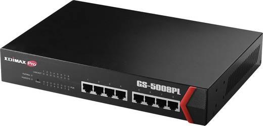 EDIMAX Pro GS-5008PL Netzwerk Switch RJ45 8 Port 1 Gbit/s PoE-Funktion