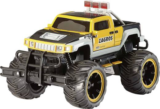 Revell Control 24495 Zagros 1:16 RC Einsteiger Modellauto Elektro Monstertruck Heckantrieb